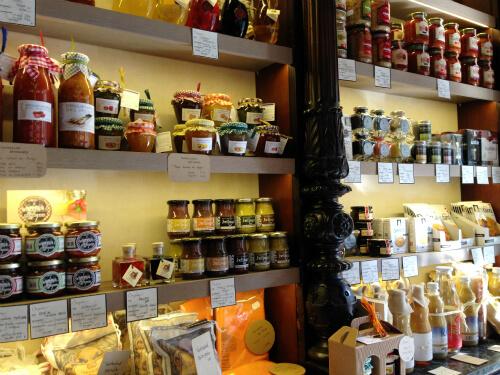 バレンシア特産品店2
