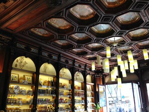 バレンシア特産品店4