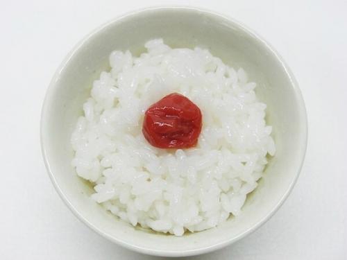 梅干しなんて贅沢品!おいしい白米が炊き放題