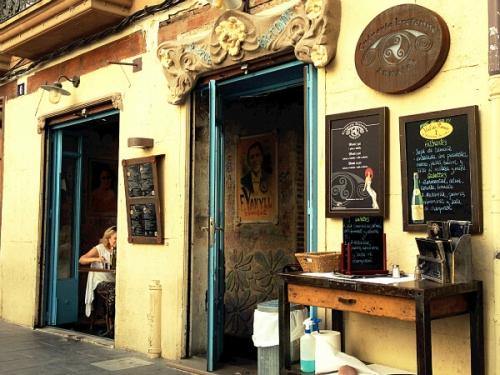 フレンチスタイルのガレット頂ける、Annaíck Restaurant