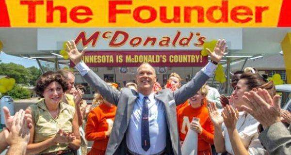 マクドナルドの誕生秘話、映画 The Founder(ザ・ファウンダー)に学んだこと