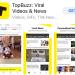 YouTubeからの怪しいメール、TopBuzzのスカウトとは?